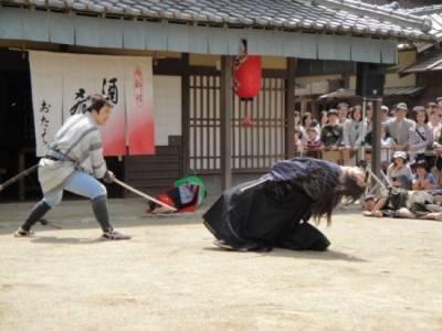 死了50000次的日本演员!一位偉大的武士!!!