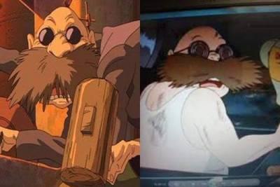 臉盲的吉卜力工作室,你們的角色太像了!!!
