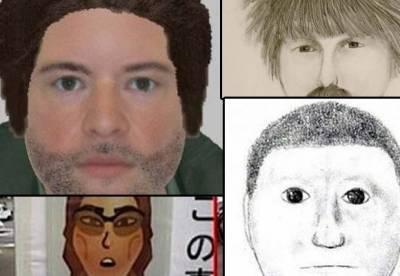 警察北北,你們用這種畫像通緝嫌犯真的好嗎?