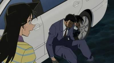 漫迷震驚!原來毛利偵探早就看穿了柯南的真實身分