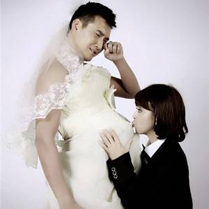 【KUSO】當男人懷孕時...