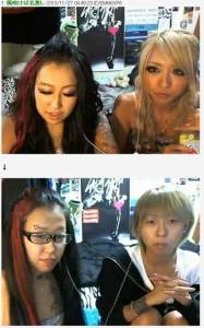 日本兩位辣妹缷妝後瞬間成路人!反差過大,網友哀嚎!