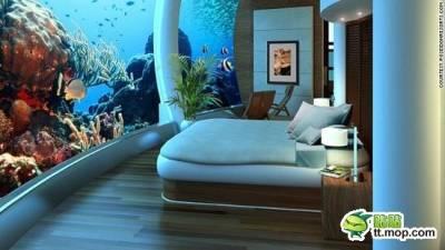 【熱門】全世界12個最特別的酒店,網友:這輩子一定要去一次
