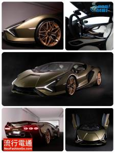 Lamborghini亞太區總監Francesco Scardaoni:「Automobili Lamborghini 全球限量生產63臺,Sián的誕生,為前瞻未來的超級跑車品牌。」