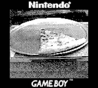 用Game Boy拍出來的懷舊照片,這個質感好棒!