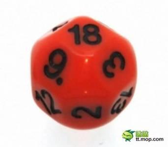 【漲知識】骰子只有6點!?100點的骰子你沒看過!