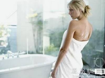 從女人洗澡的方式 窺視她出軌的傾向...