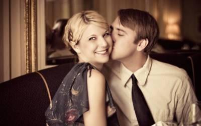 快點親人家一下啦!女人想要接吻的10大暗示!