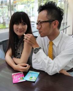 七夕情人節要浪漫不要細菌 牙醫師籲吻前 餐後嚼食無糖口香糖20分鐘 甜蜜又健康!
