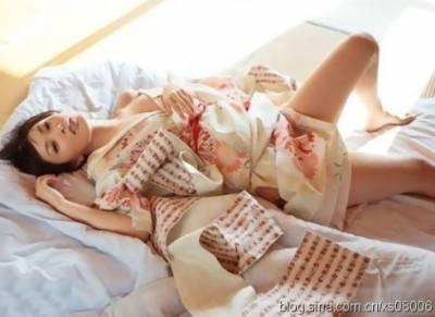 日本女人脫下和服以後,令人吃驚的真實故事.....