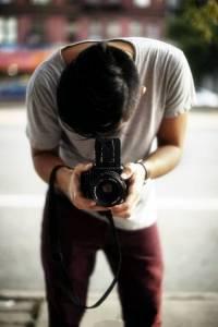 3招!教你如何化身帥氣攝影型男│GQ瀟灑男人網