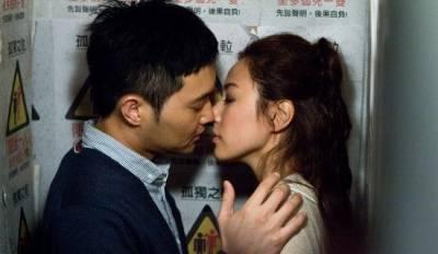 目睹妻子和情人在電梯裡那一幕...