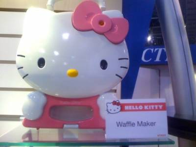 Hello Kitty40歲生日!這些年來最奇葩的周邊商品!