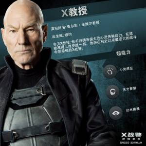 【熱門】《X戰警》角色技能完整介紹!超精美角色卡!