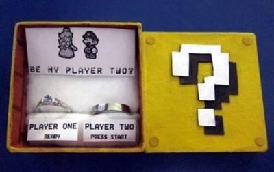 網上最可愛的求婚方式♥大集合