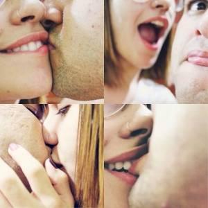 100個人看了100個人都有接吻的衝動!