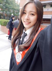 台灣的潤娥也太正了吧!隱身在東吳校園~~