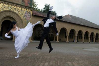 一輩子拍一次的婚紗 一定要玩夠本