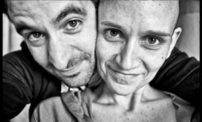 【To my dearest wife】 妻子被診斷癌症, 丈夫在妻子人生最後的旅程中, 為她拍下美麗的照片