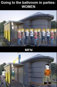 男女生真的大不同!!