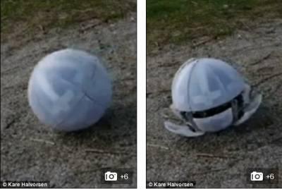 懶得陪孩子踢足球怎麼辦?那就設計一顆會陪他玩的足球!