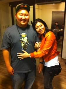《小胖男的魅力》原來不只有比較好抱而已:P