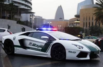 逆天啊!千萬超跑當警車~杜拜奢華全記錄