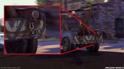 你知道皮克斯動畫中的「A113」是什麼意思嗎!?