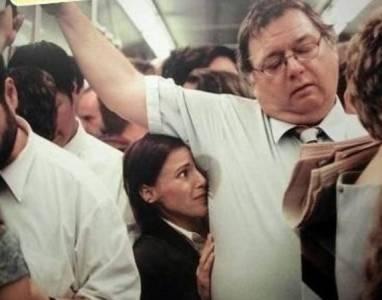 不要逼我瞪人!!搭捷運最火大的11種狀況!