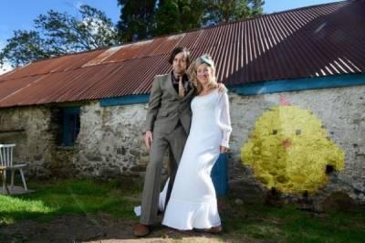 最省錢的婚禮,只花1英鎊