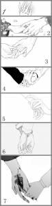 情侶之間的牽手,哪種方式最能觸動妳心?