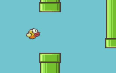 Flappy Bird 與 2048 的遊戲混血兒:Flappy 2048
