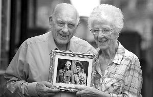 9旬夫婦姻美滿 結婚70年吵架25550次