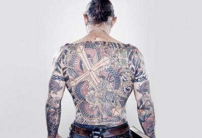 牧師也瘋狂 日本超硬派刺青牧師 Arthur Hollands