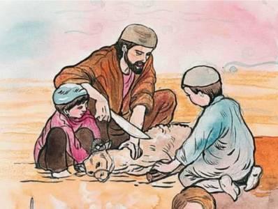 為什麼伊斯蘭教不吃豬肉.....幫大家補課一下