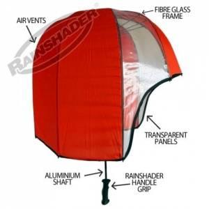11款設計炫酷的傘