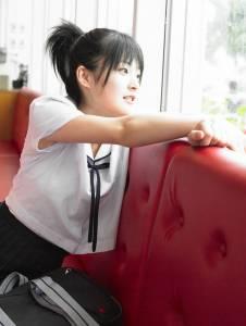 全亞洲側臉最完美的女人 日本宅男推爆!
