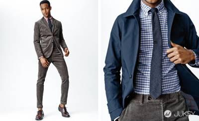 全美四大新銳男裝設計師操刀,GAP ×《GQ》2014 限量聯名系列上市