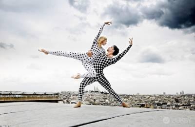 【JUKSY x Polysh】歌劇院屋頂上的旋轉跳躍 裝置藝術家 JR X 紐約芭蕾舞團