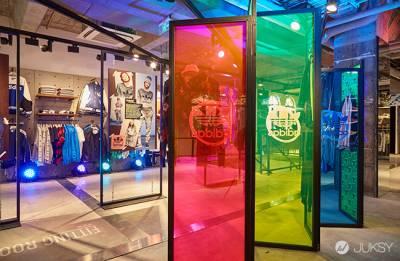 unstoppable adidas Originals by Rita Ora 2014 秋冬全新聯名系列 上海旗艦店盛大發表!