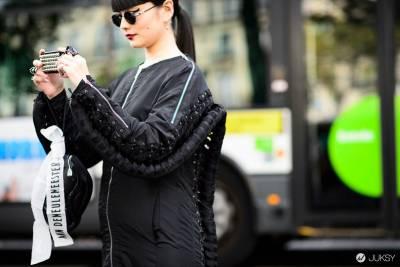 巴黎時裝周 爭奇鬥艷場邊整理報導 Part 1