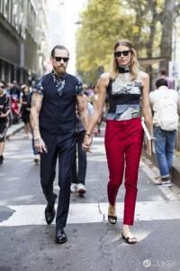 【JUKSY x Polysh】我與我的時髦愛人!2014 年度 10 大時尚名人情侶組合