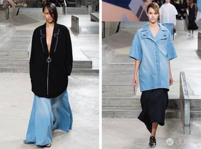 2015 春夏巴黎時裝周第五日:繼續運動,繼續爆款