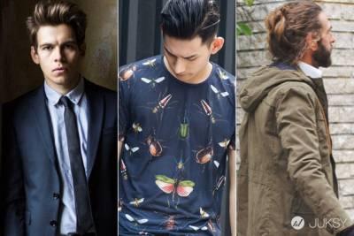 四位來自不同國家的型男演繹穿搭!竟然還有好萊塢女星綺拉奈特莉老公?