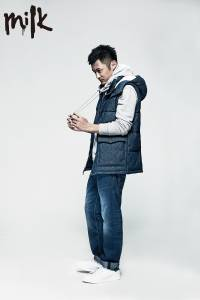 LEVI'S® X余文樂:服裝單品的細節要求,更能夠穿出質感與自我風格.....│MILK潮流誌