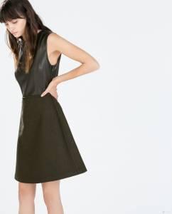 New In Zara The New Khaki
