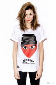 ARTIFACTS話題新品推薦 心理學大師佛洛伊德後代態度品牌Bella Freud 東歐新銳時尚 波蘭街頭品牌MISBHV 烏克蘭時尚標語T恤Anna K