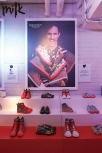 邁阿密時尚藝術系列 美式風格休閒鞋品牌-KRUZIN東區開幕│MILK潮流誌