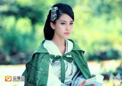 最美古裝女星排行前十劉詩詩竟然墊底!但第一名真的讓我服氣了...