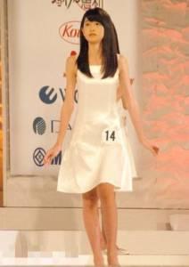 日本選拔國民美少女12歲初中生奪冠,實在太美了!!